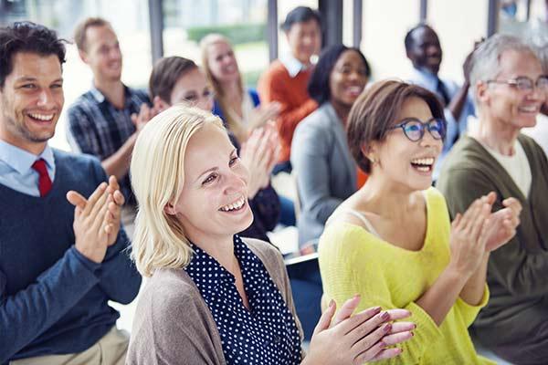 Applaus für genialen Workshop